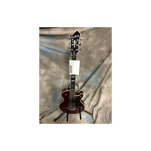Hagstrom Standard Swede Solid Body Electric Guitar-thumbnail