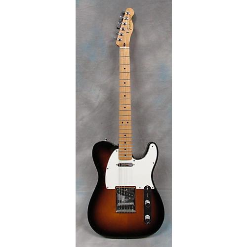 Fender Standard Telecaster 3 Tone Sunburst Solid Body Electric Guitar-thumbnail