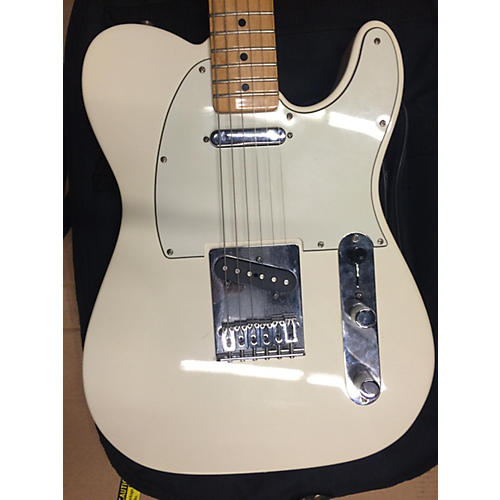 Fender Standard Telecaster Arctic White Solid Body Electric Guitar