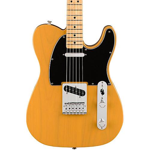 fender standard telecaster electric guitar butterscotch blonde guitar center. Black Bedroom Furniture Sets. Home Design Ideas