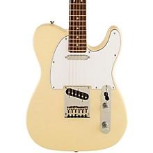 Standard Telecaster Electric Guitar Vintage Blonde Rosewood Fretboard