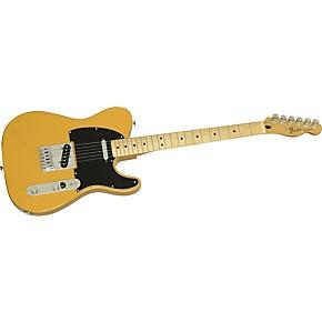 fender standard telecaster fsr ash electric guitar with vintage noiseless pickups guitar center. Black Bedroom Furniture Sets. Home Design Ideas