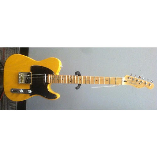 Fender Standard Telecaster FSR Ash Solid Body Electric Guitar-thumbnail