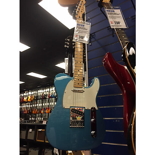 Fender Standard Telecaster Lake Placid Blue Solid Body Electric Guitar