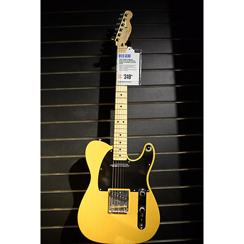 Fender Standard Telecaster Solid Body Electric Guitar