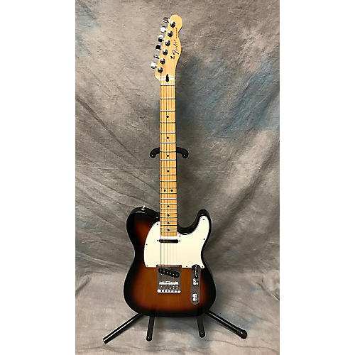 Fender Standard Telecaster Solid Body Electric Guitar Sunburst