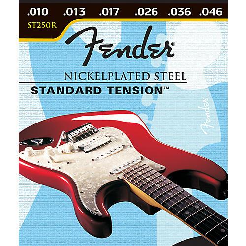 Fender Standard Tension Electric Guitar Strings