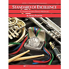 KJOS Standard of Excellence Book 1 Piano/Guitar