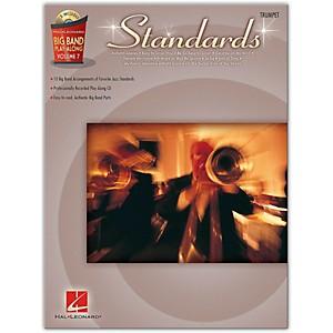 Hal Leonard Standards - Big Band Play-Along Vol. 7 Trumpet by Hal Leonard