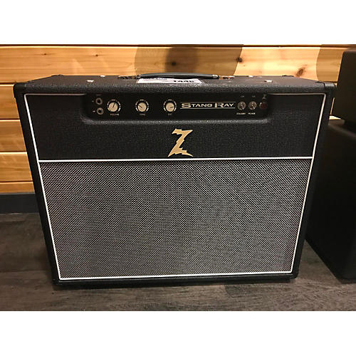used dr z stang ray 2x12 tube guitar combo amp guitar center. Black Bedroom Furniture Sets. Home Design Ideas