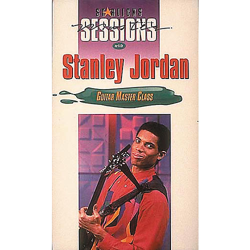 Hal Leonard Stanley Jordan Video