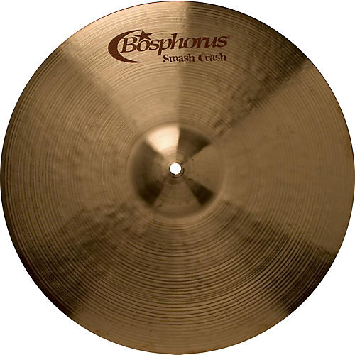 Bosphorus Cymbals Stanton Moore Series Smash Crash Cymbal 16 in.