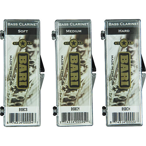 Bari Star Bass Clarinet Reed