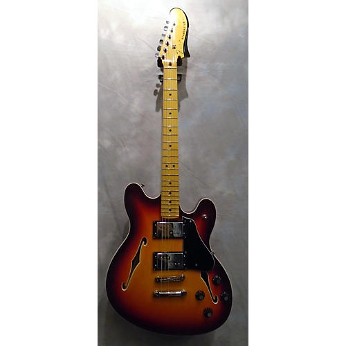 Fender Star Caster Hollow Body Electric Guitar