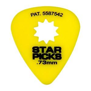 Everly Star Grip Guitar Picks 50 Picks