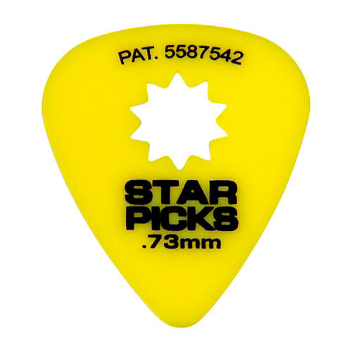 Everly Star Grip Guitar Picks (50 Picks)-thumbnail