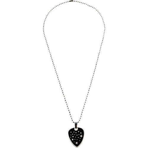 Clayton Star Pattern Guitar Pick Necklace