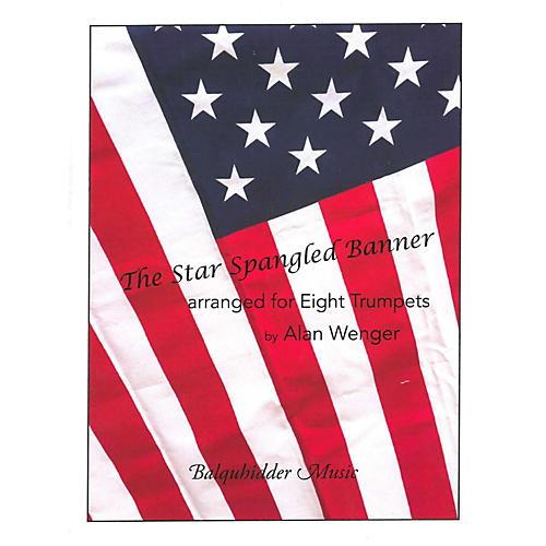 Carl Fischer Star Spangled Banner - 8 trumpets