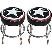 Star Stool 2-Pack
