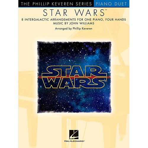 Hal Leonard Star Wars - Piano Duet - Phillip Keveren Series-thumbnail