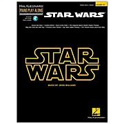 Hal Leonard Star Wars - Piano Play-Along Volume 127 Book/CD