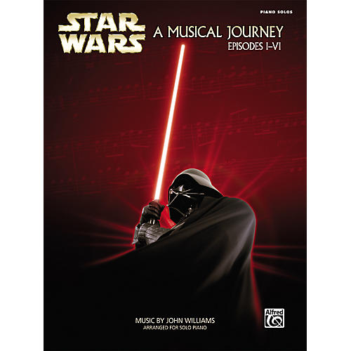 Alfred Star Wars A Musical Journey (Music from Episodes I - VI) Piano Solos