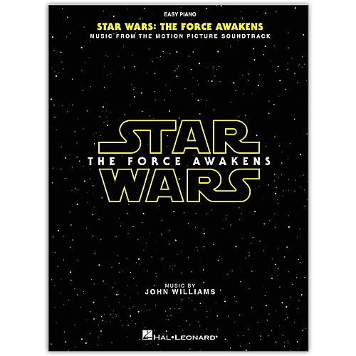 Hal Leonard Star Wars: Episode VII - The Force Awakens for Easy Piano-thumbnail