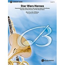 BELWIN Star Wars Heroes Grade 3.5 (Medium Easy to Medium)
