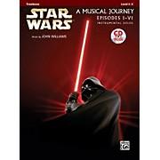 Alfred Star Wars Instrumental Solos (Movies I-VI) Trombone Book & CD