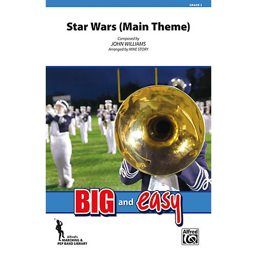 Alfred Star Wars (Main Theme) Grade 2 (Easy)-thumbnail
