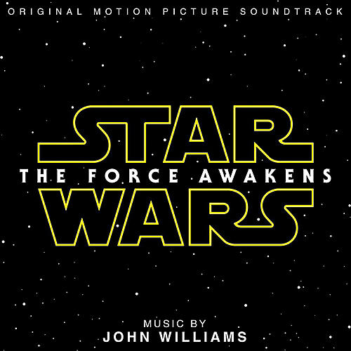 Universal Music Group Star Wars: The Force Awakens Soundtrack CD