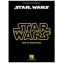 Hal Leonard Star Wars for Easy Guitar with Tab