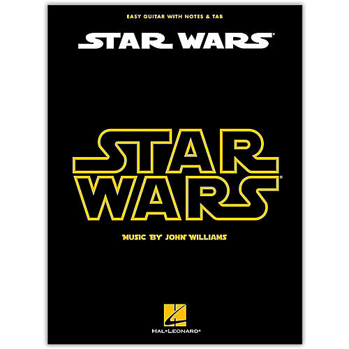 Hal Leonard Star Wars for Easy Guitar with Tab-thumbnail