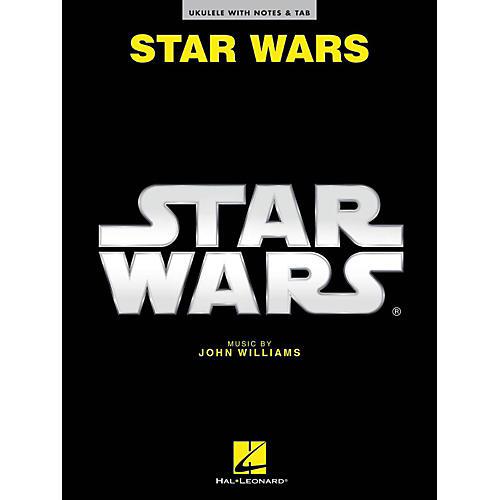 Hal Leonard Star Wars for Ukulele-thumbnail
