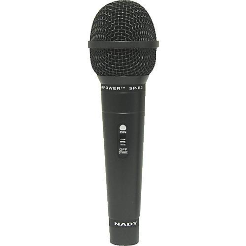 Nady StarPower SP-R3 Microphone 3-Pak