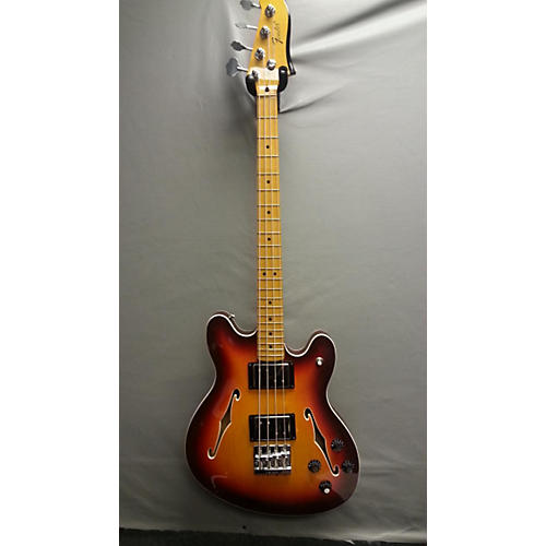 Fender Starcaster Electric Bass AGED CHERRY Electric Bass Guitar AGED CHERRY