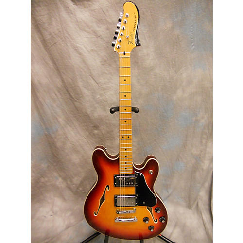 Fender Starcaster. Hollow Body Electric Guitar-thumbnail