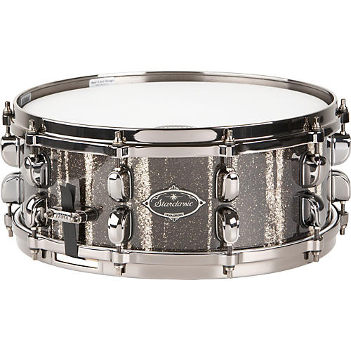 Tama Starclassic B/B Black Clouds Silver Linings Snare Drum