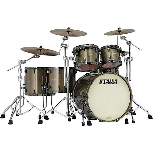 Tama Starclassic Bubinga 5-Piece Shell Pack with 22