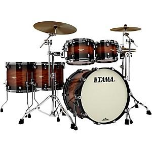 TAMA Starclassic Bubinga 5-Piece Shell Pack with 22 inch Bass Drum