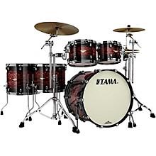 "Tama Starclassic Bubinga 5-Piece Shell Pack with 22"" Bass Drum"