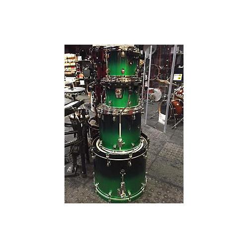 Tama Starclassic Drum Kit Sage Green Metallic