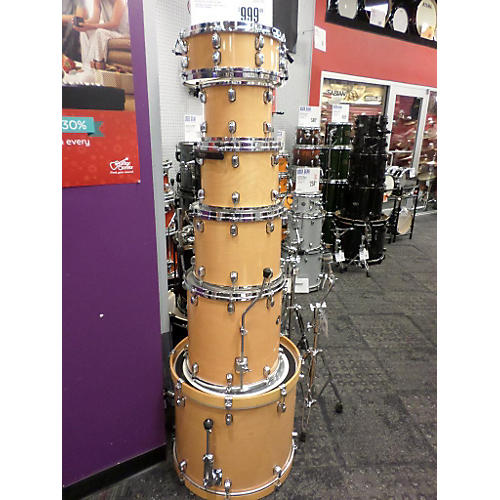 Tama Starclassic Drum Kit Natural