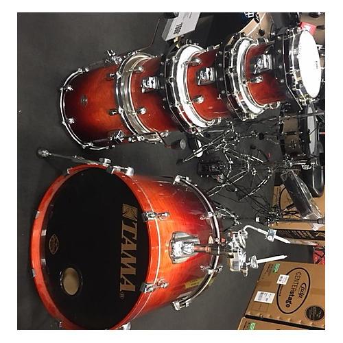 Tama Starclassic Drum Kit Tobacco Sunburst