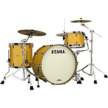 Tama Starclassic Maple 3-Piece Shell Pack with Black Nickel Hardware and 24 in. Bass Drum