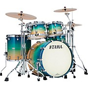 Tama Starclassic Maple Exotix 4-Piece Shell Kit with Chrome Shell Hardware