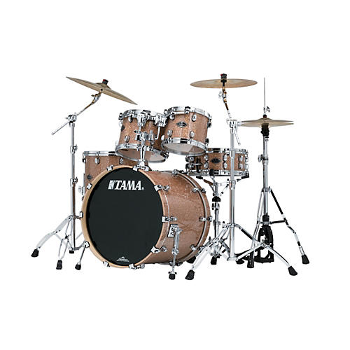 Tama Starclassic Performer B/B 4-Piece EFX Shell Pack Vintage Champagne Glitter
