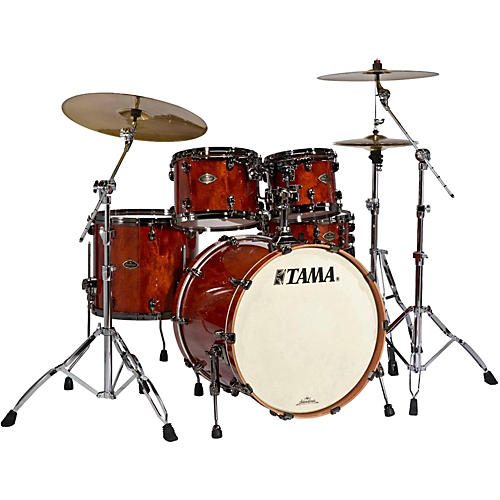 Tama Starclassic Performer B/B Limited Edition 4-Piece Shell Pack with Exotic Outer Ply