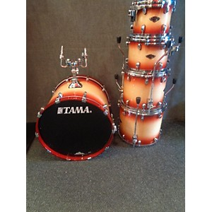 Pre-owned Tama Starclassic Performer Bb Drum Kit by Tama