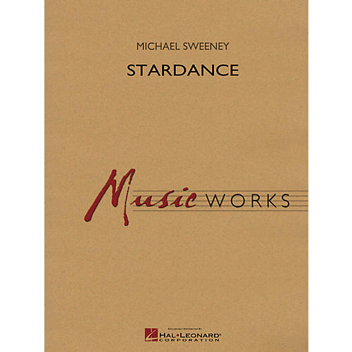 Hal Leonard Stardance - Music Works Series Grade 4